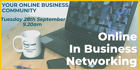 In Business Networking Online tickets