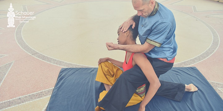 Nuad Thai Yoga Course Massage Level 2 Intermediate in Vienna or Mödling: Bild