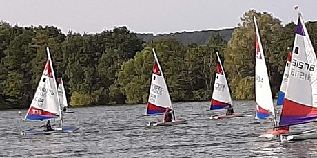 Chipstead Sailing Club Topper Open 2021 tickets