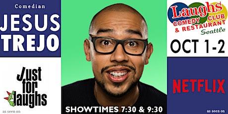 Comedian Jesus Trejo tickets