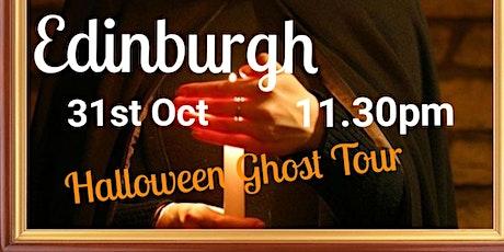 Edinburgh Halloween Ghost Tour tickets