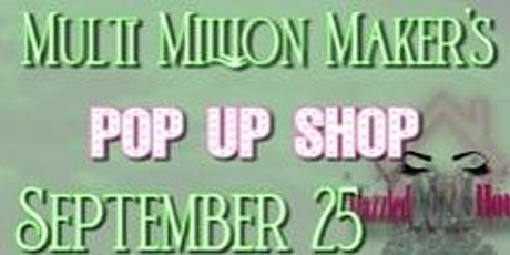 Multi Million Maker's tickets