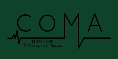 COMA - Congresso Médico Acadêmico ingressos