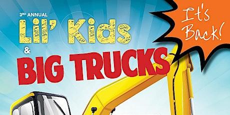 Lil' Kids Big Trucks tickets