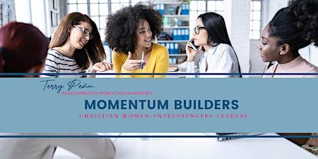 Momentum Builders Mastermind(Christian Women-Entrepreneurs -Leaders)-NYC tickets