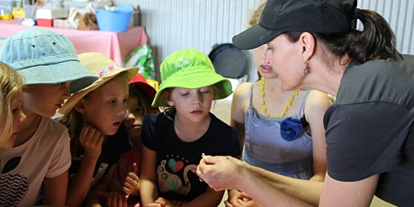 FARM KIDS SCHOOL HOLIDAYS - Seeds Workshop tickets