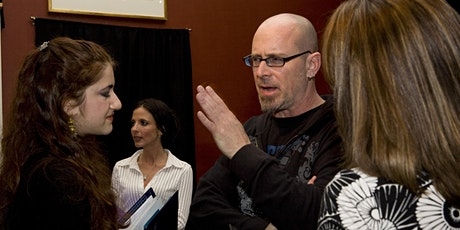 Free (live) Acting Workshop - With NYC'S Own Dramatic Arts Master Trainer. tickets