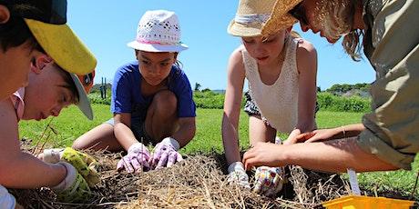 FARM KIDS SCHOOL HOLIDAYS - Mini Farmers Program tickets