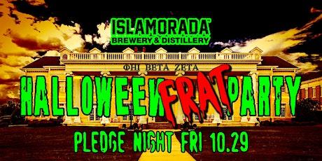 Halloween Party at Islamorada Brewery & Distillery tickets