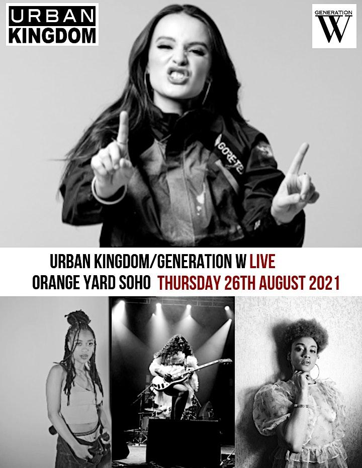 Urban Kingdom 10 Year Celebration Tour: Soho image