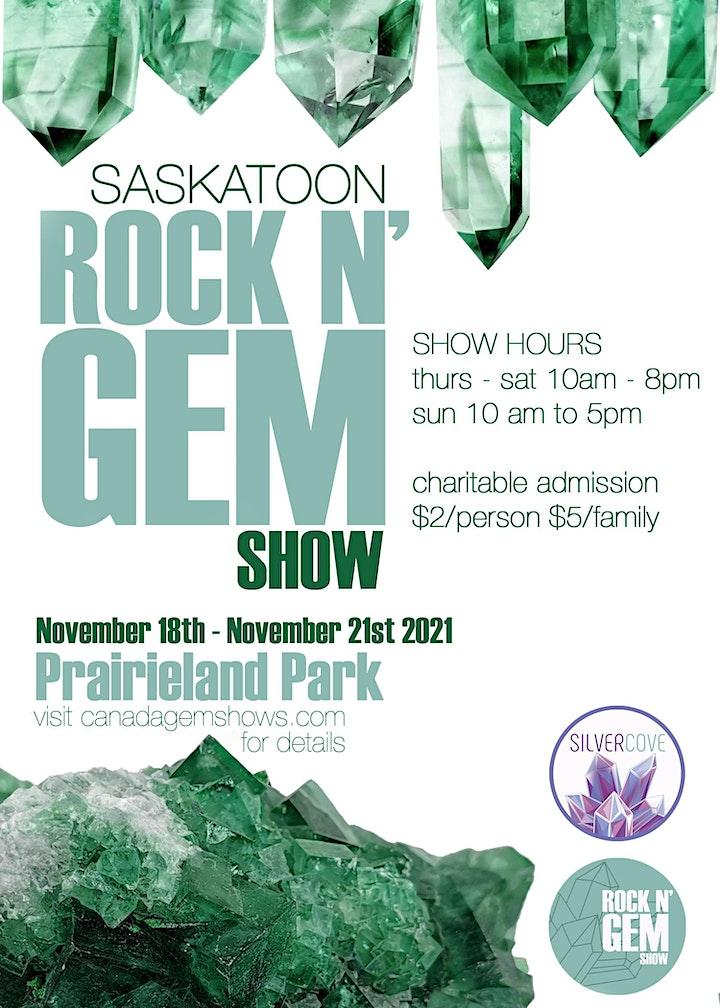 Saskatoon Rock N' Gem Show image