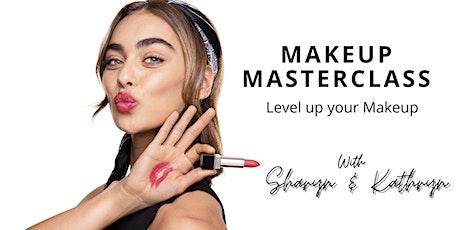 Pottsville & Surrounds Makeup Masterclass tickets