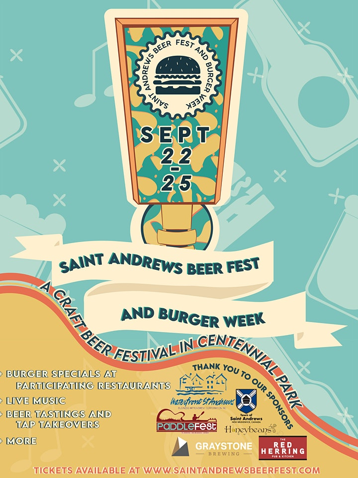 Saint Andrews Craft Beer Fest in The Park image