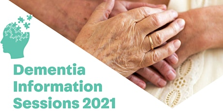 Dementia - Online information sessions tickets