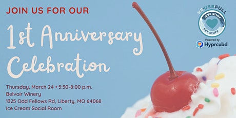 Re.Use.Full One-year Anniversary Celebration tickets