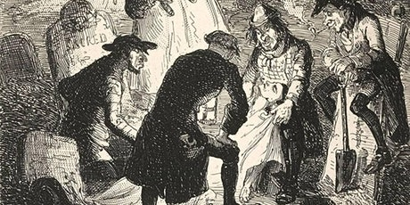 History Happy Hour: A Grave Concern—Body Snatching Through the Ages tickets