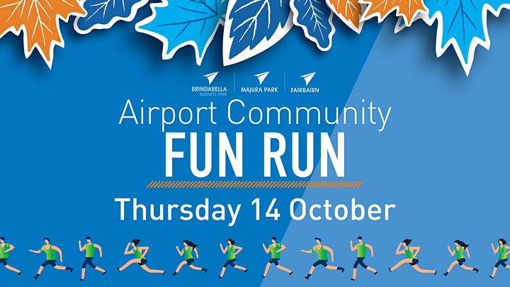 Airport Community Fun Run image