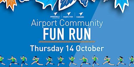 Airport Community Fun Run tickets