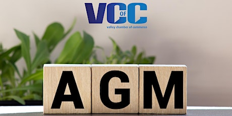 Valley Chamber of Commerce Annual General Meeting tickets