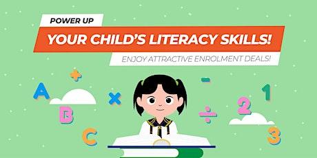 Award-winning Preschool Registration - Book a 30-min Virtual Tour now tickets