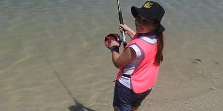 Kids & families fishing lesson at Paradise Point tickets