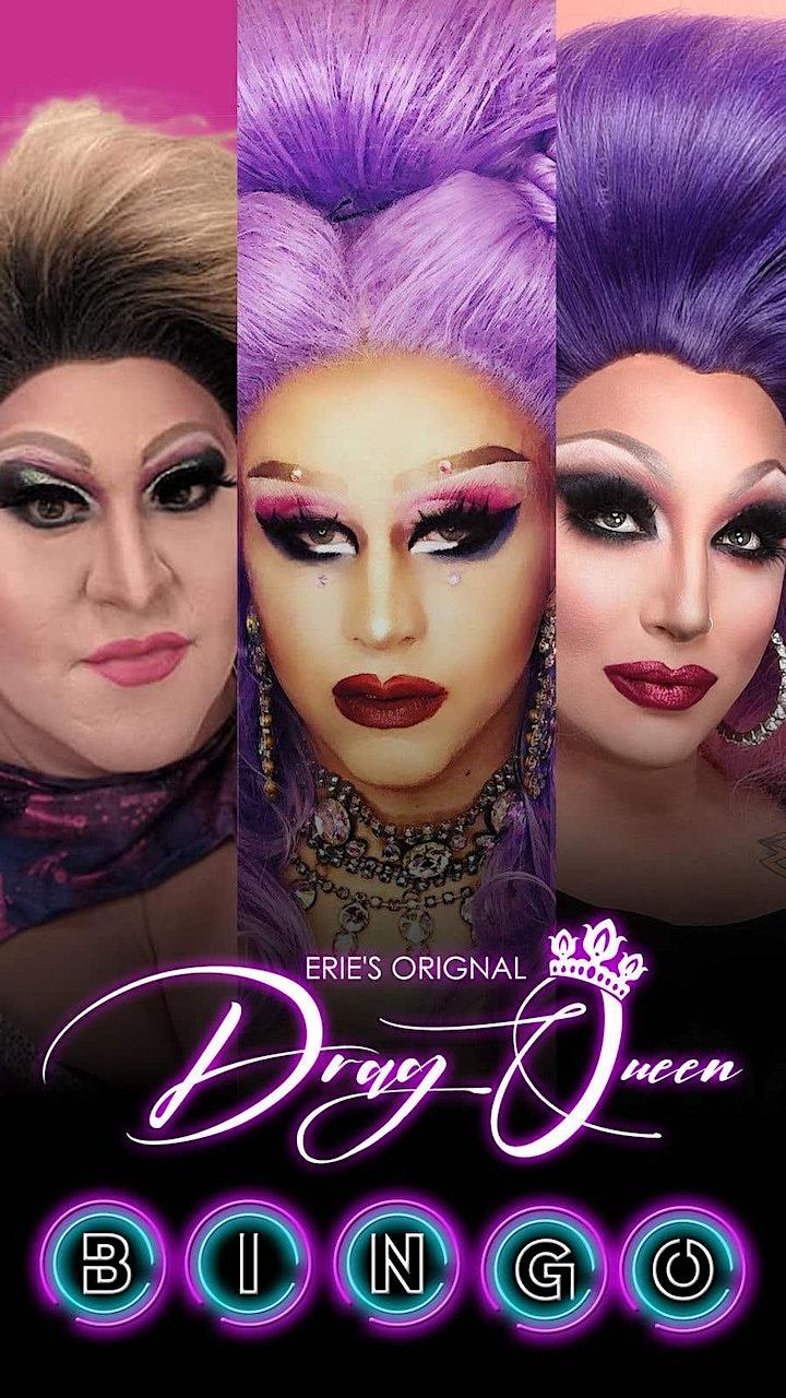 Erie's Original Drag Queen Bingo image