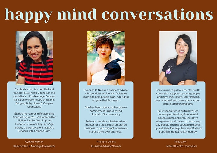 Mental Health Stigma in Multi-Cultural Society & Your Relationships image