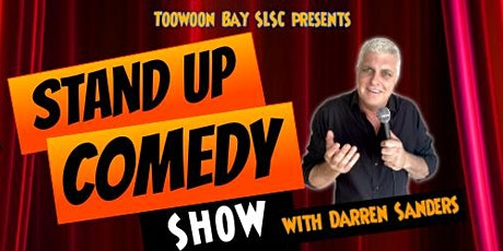 Comedy Show at Toowoon Bay SLSC with Darren Sanders tickets