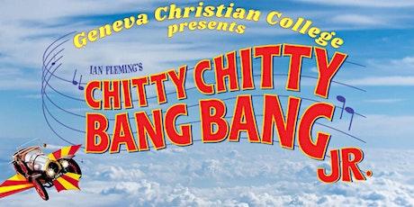 Chitty Chitty Bang Bang JR tickets