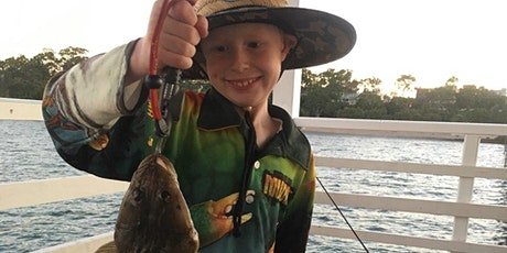 Kids & Families fishing lesson at Currumbin tickets