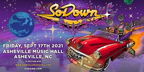 SoDown | Asheville Music Hall tickets
