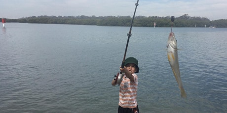 Kids & Families fishing lesson at Maroochydore tickets