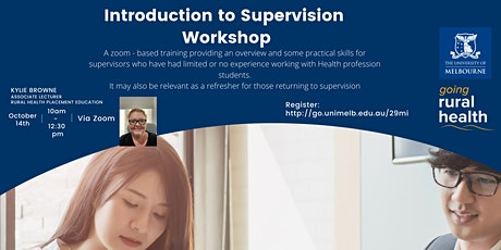 Introduction to Supervision tickets