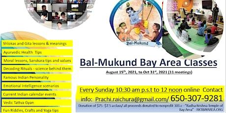 Bal-Mukund Semester-11 tickets