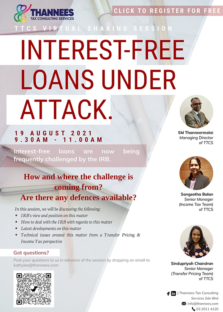 Interest-free Loans Under Attack image