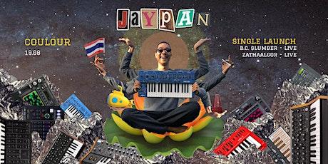 Jaypan Single Launch tickets