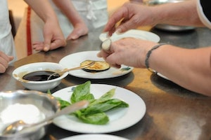 Cooking class in a tuscany farm