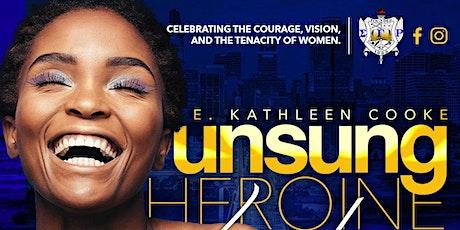 E. Kathleen Cooke Unsung Heroine Luncheon tickets