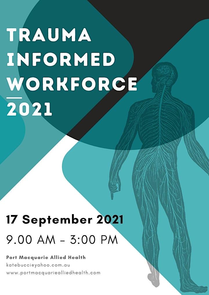 Trauma Informed Workforce image