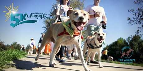 South County Tail Waggers 5th Annual 5K Wagathon tickets