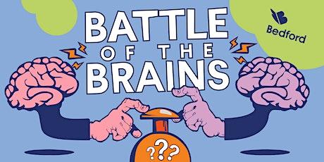 Bedford 'Battle of the Brains' Quiz Night tickets