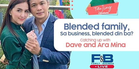 Tita Jing's Family & Business Tuesday Show tickets