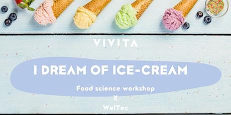 VIVISTOP Mini: I dream of ice-cream tickets