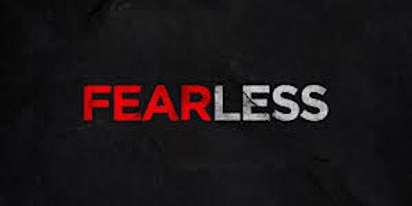 Conquering The Fear Seminar/ Gala tickets