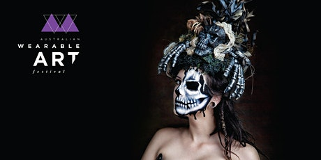 "Australian Wearable Art Festival 'Halloween Fundraiser""! tickets"