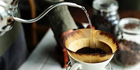 Coffee Brewing Class by Yoshi Hosokawa tickets