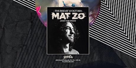 Mat Zo at It'll Do Club tickets