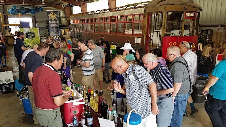 Vintage Rails Wine & Cider Tasting image
