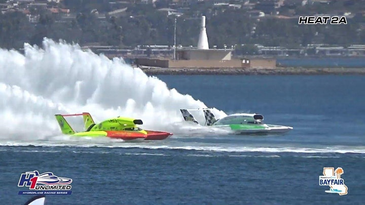 CAR SHOW  at The San Diego Bayfair - The World Series Of Power Boat Racing! image