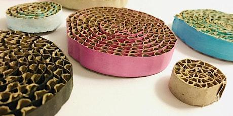 Recyclable Wearable Art Workshop tickets